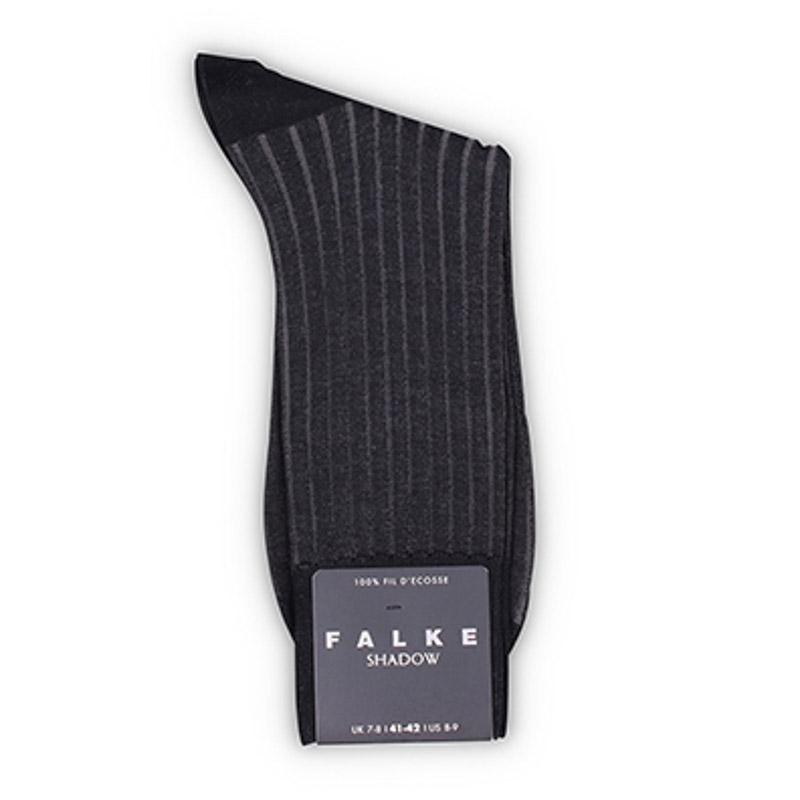 Κάλτσες ανδρικές Falke Μαύρο 14648-SHADOW