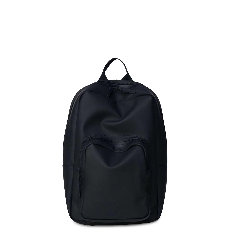 Σακίδια Πλάτης ανδρικά Rains Μαύρο Base Bag Mini 1376
