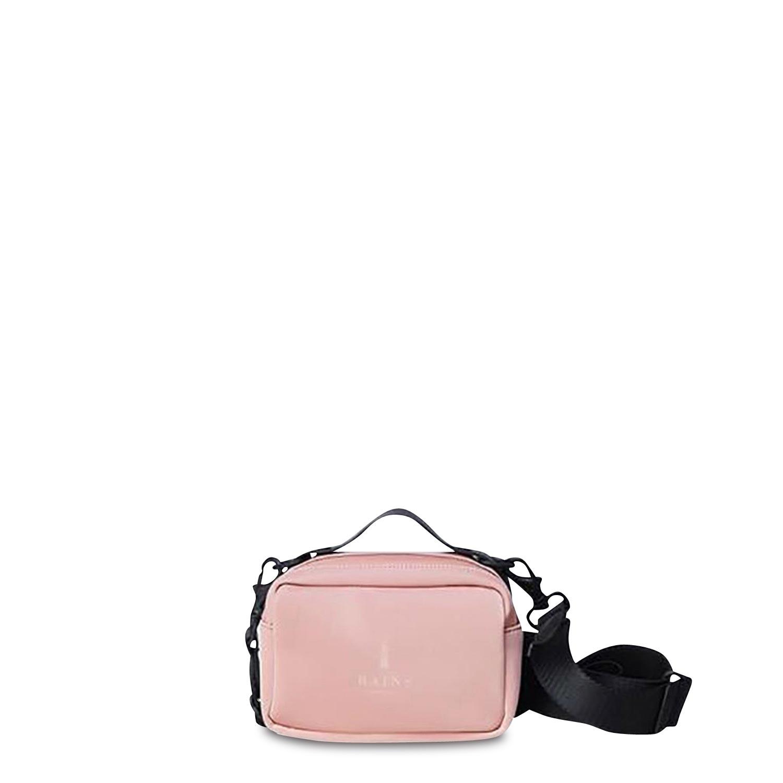 Χιαστί ανδρικά Rains Ροζ (Blush) Box Bag Micro 1382