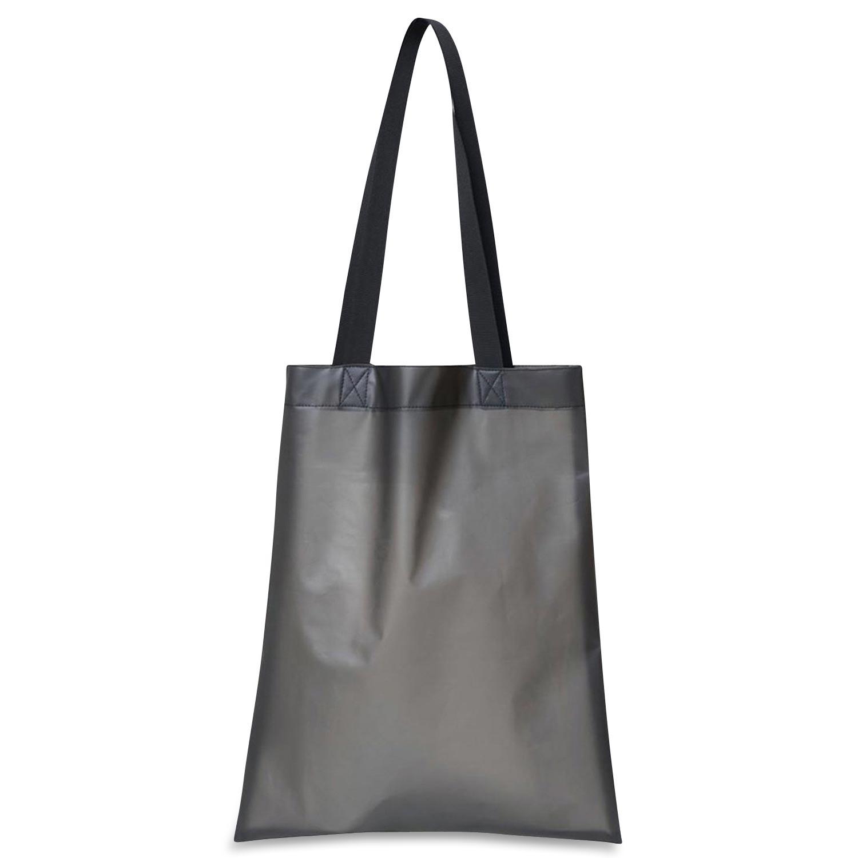 Shopping ανδρικά Rains Black Transparent Shopper 1362