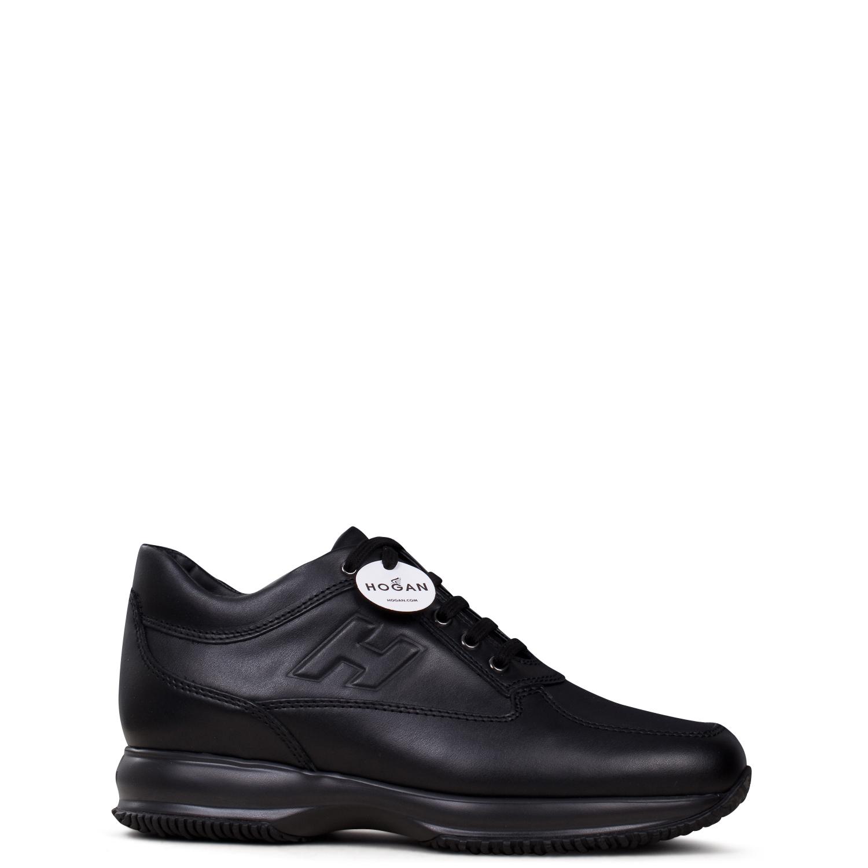 Hogan Sneakers ανδρικά Hogan Μαύρο Interactive