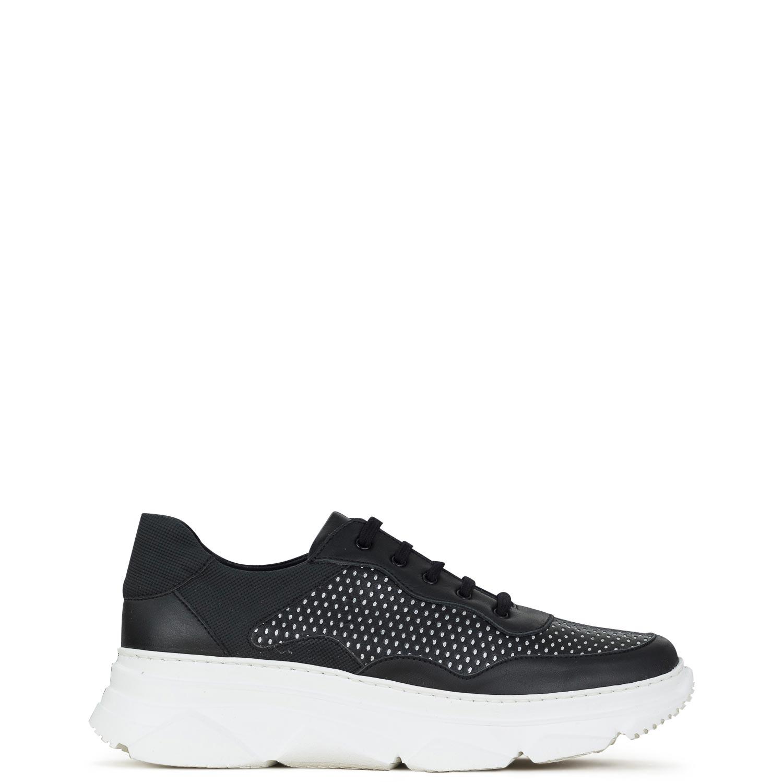 Classico Donna Sneakers γυναικεία Classico Donna Μαύρο