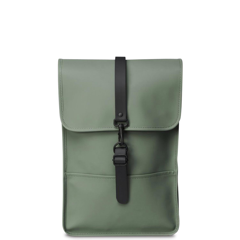 Σακίδια Πλάτης γυναικεία Rains Λαδί Backpack Mini 1280