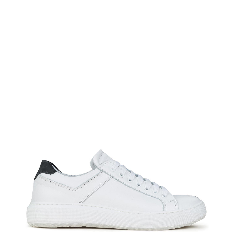 Classico Uomo Sneakers ανδρικά Classico Uomo Λευκό 350