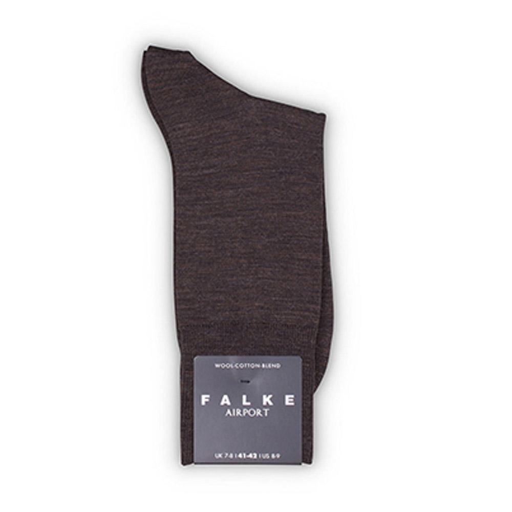 Κάλτσες ανδρικές Falke Καφέ 14662-TIAGO