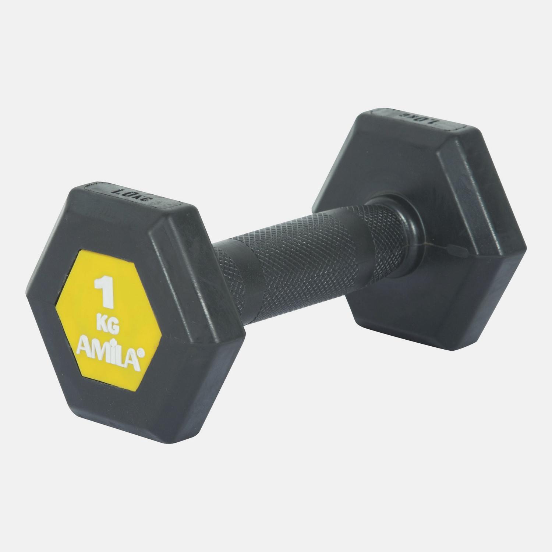 Amila Aλτήρας Εξάγωνος Original Rubber 1 kg (9000078279_52845)