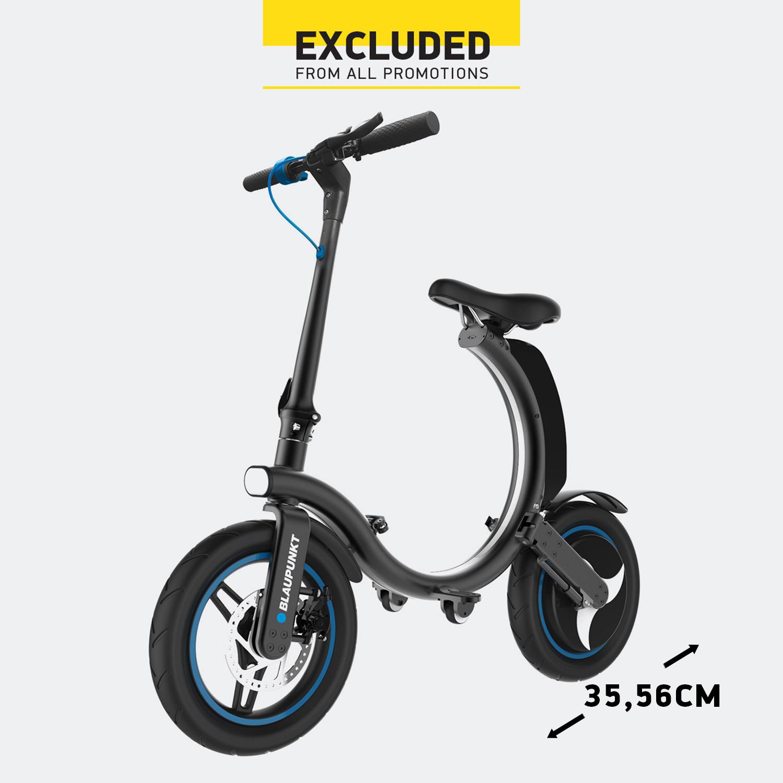 Blaupunkt Ηλεκτρικό Scooter (9000060410_3455)