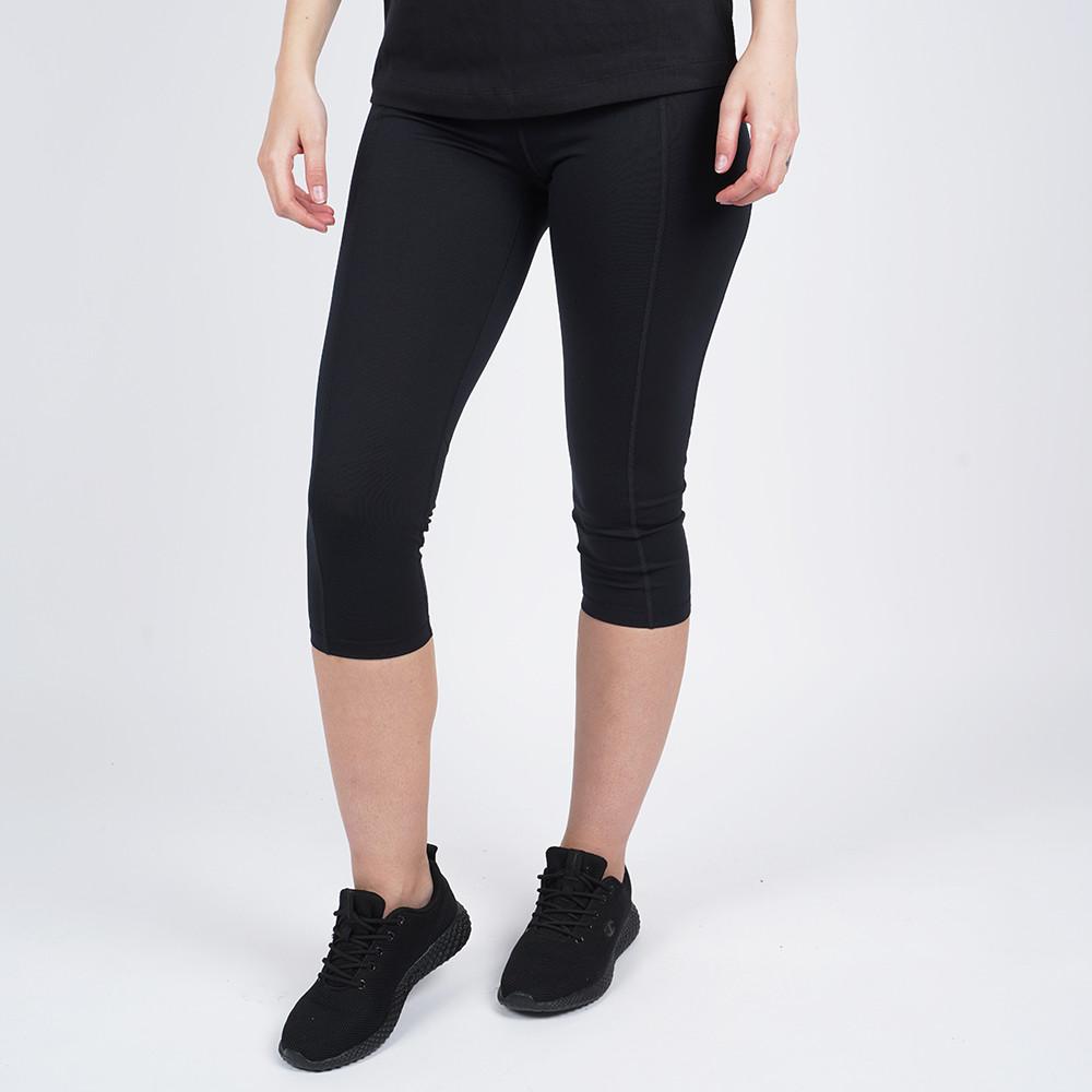 BODY ACTION Body Action Rrunning Women's Capri Leggings (9000050096_1899)