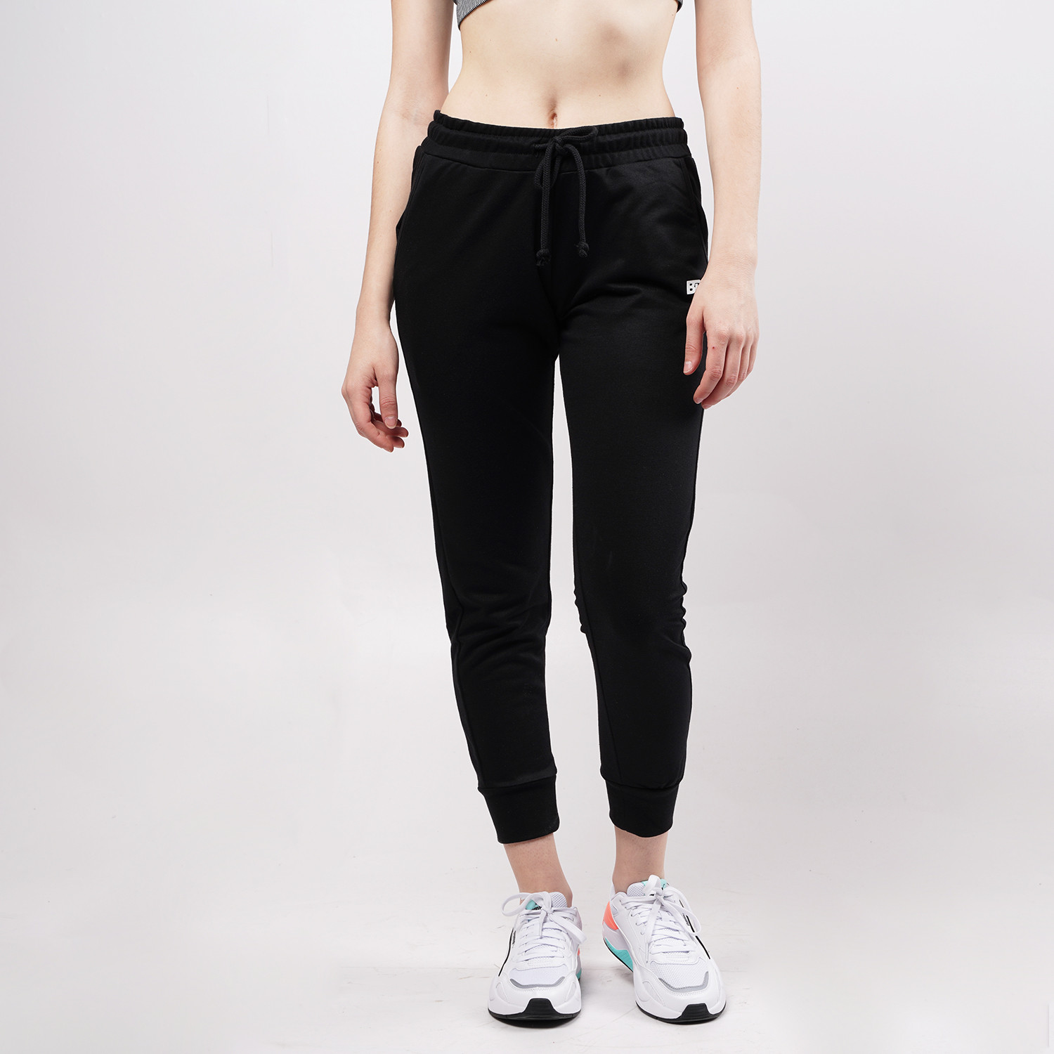 Body Action Women'S Relaxed Joggers (9000076683_1899)