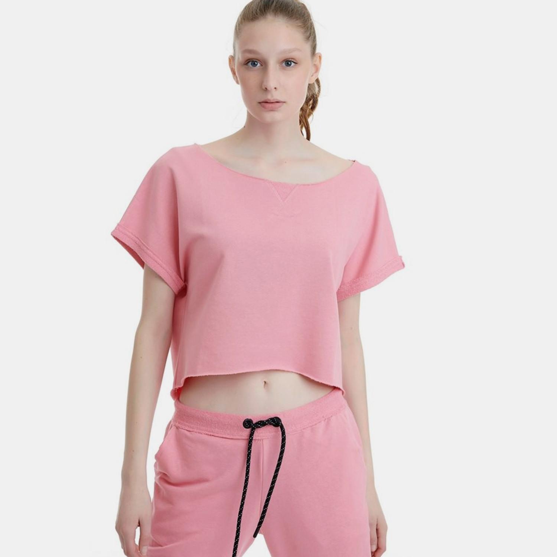 BodyTalk Realw Γυναικείο Crop T-shirt (9000079740_44607)