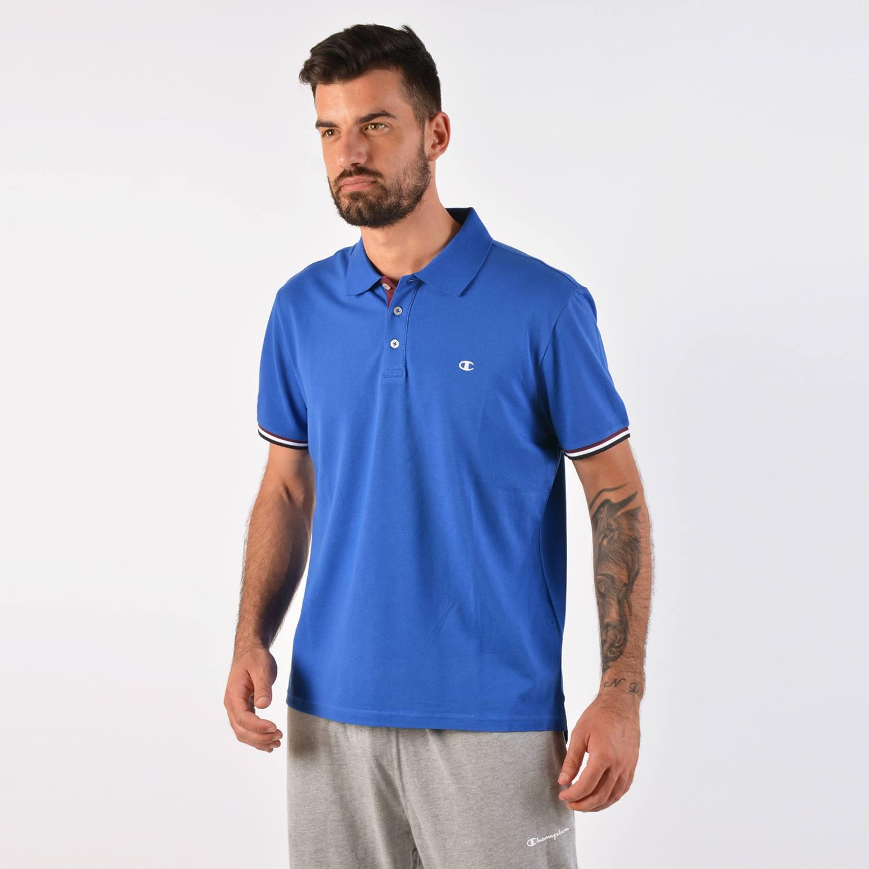 Champion Champion Men's Polo T-Shirt - Ανδρική Μπλούζα (9000037665_41427)