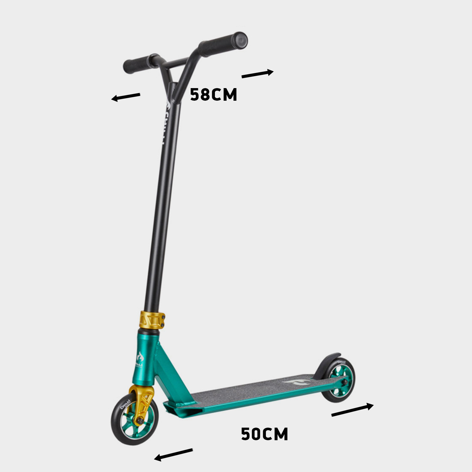 Chilli Pro Scooter 5000 Freestyle Πατίνι (9000066383_49407)
