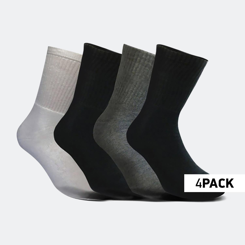 Cosmos Sport 4-Pack Παιδικές Κάλτσες για το Τένις (3083800141_1174)