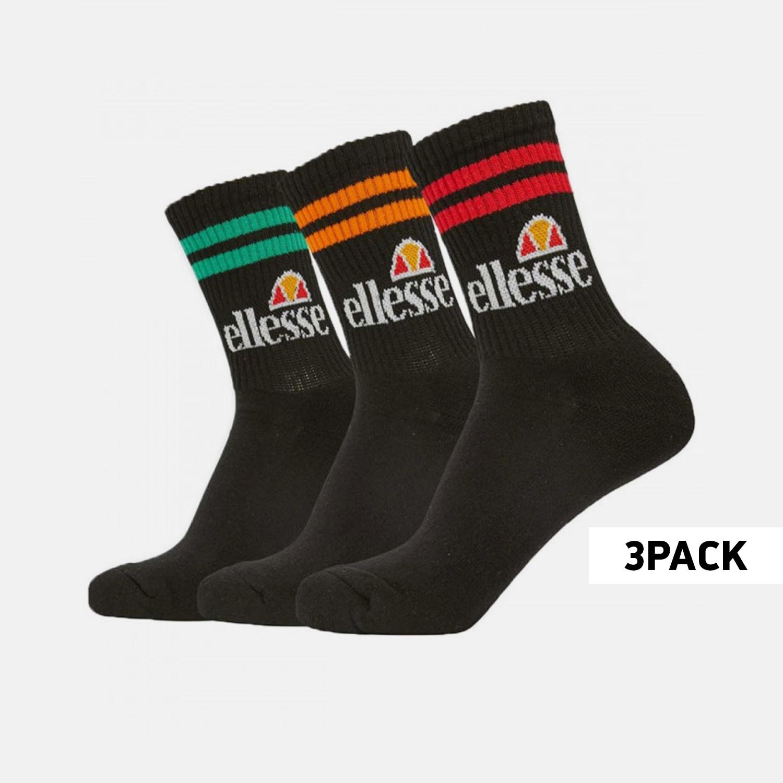 Ellesse Pullo 3-Pack Unisex Κάλτσες (9000076305_1469)