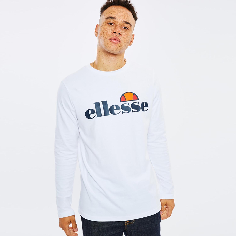 Ellesse Ellesse Sl Grazie Ανδρική Μπλούζα Μακρύ Μανίκι (9000065591_1539)