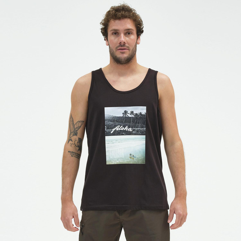 Emerson Ανδρική Αμάνικη Μπλούζα (9000070431_1469)