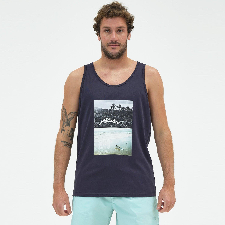 Emerson Ανδρική Αμάνικη Μπλούζα (9000070432_3472)