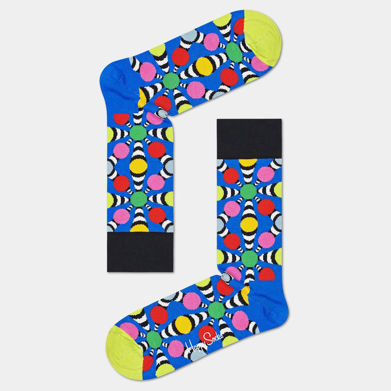 Happy Socks Illusion Big Dot Γυναικείες Κάλτσες (9000065913_2074)