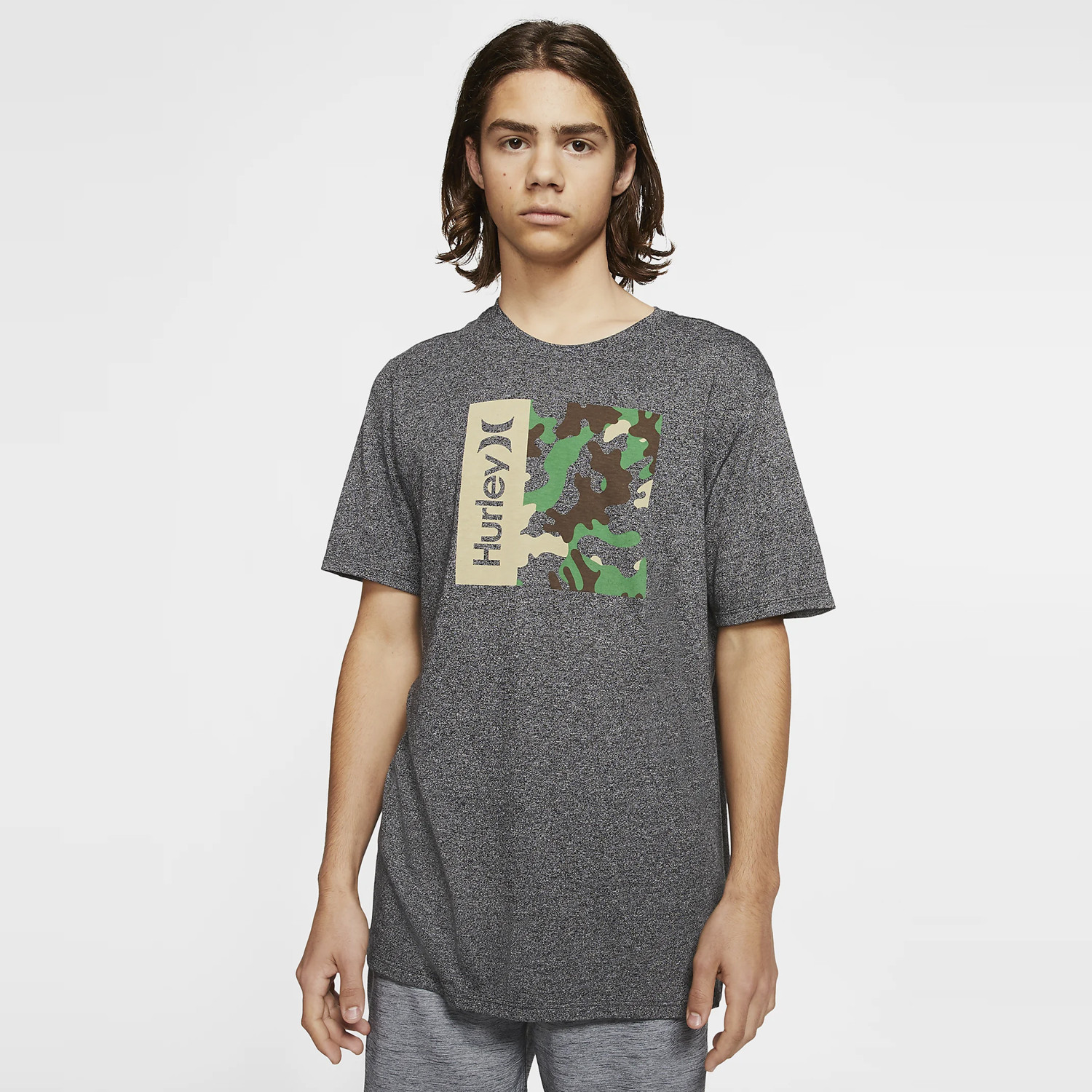 Hurley Siro One And Only Camo Box Men's Tee (9000052280_1605)