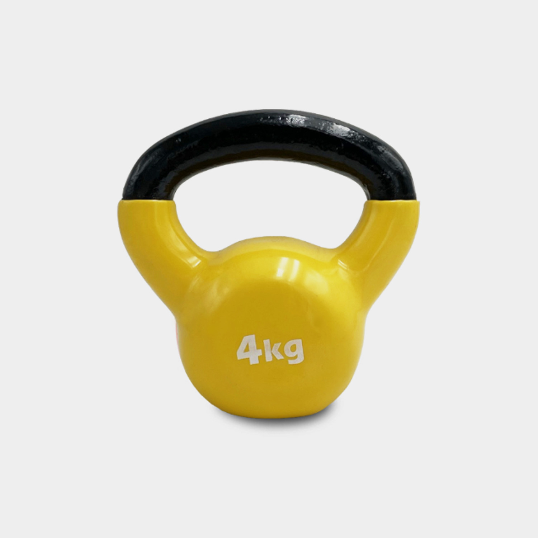 LIGASPORT Vinyl Kettlebell-4Kg (9000082344_17029)