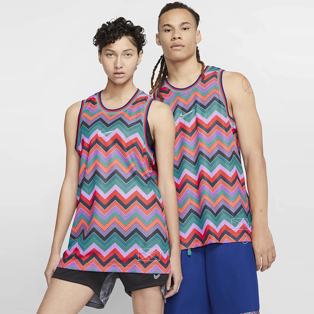 Nike Nike Dri-Fit Basketball Unisex Jersey (9000052743_45513)