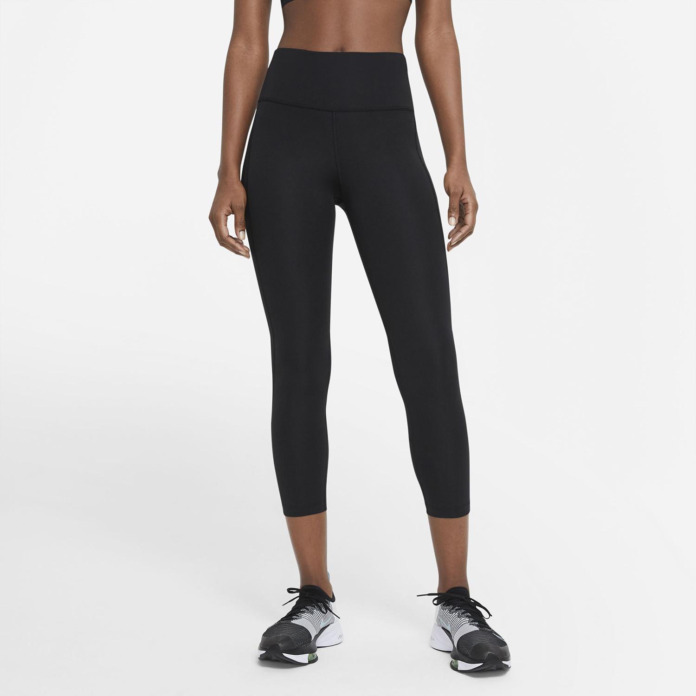 Nike Nike Fast Γυναικείο κολάν για τρέξιμο σε κοντό μήκος (9000069724_8621)