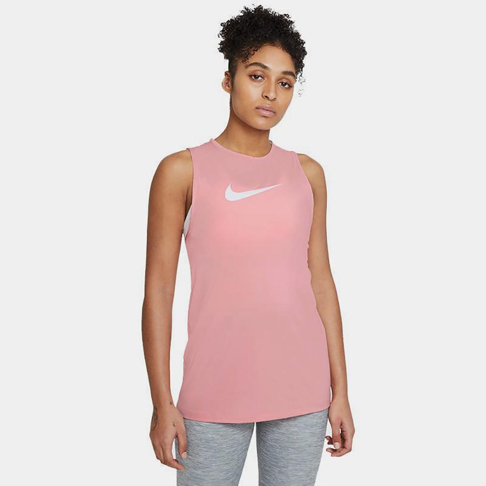 Nike Nike Pro Γυναικείο Αθλητικό Αμάνικο Μπλουζάκι (9000069922_50631)