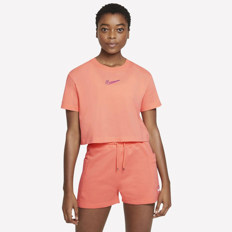 Nike Sportswear Dance Γυναικείο Crop Top (9000078084_52672)