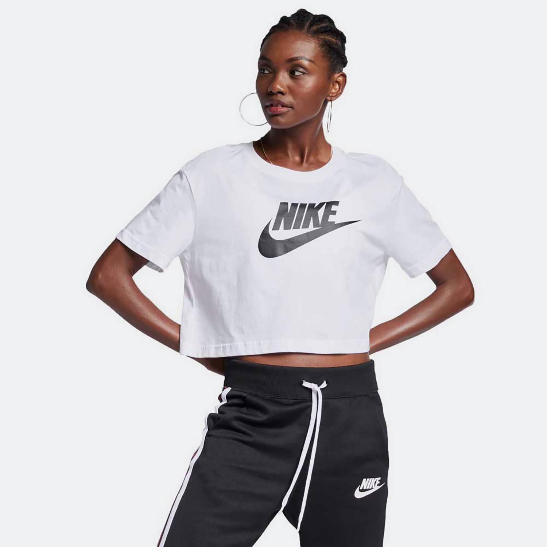 Nike Sportswear Essential Γυναικείο Crop Top (9000030225_1540)