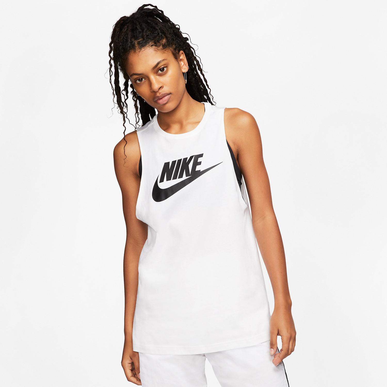 Nike Nike Sportswear Futura New Γυναικεία Αμάνικη Μπλούζα (9000077466_1540)
