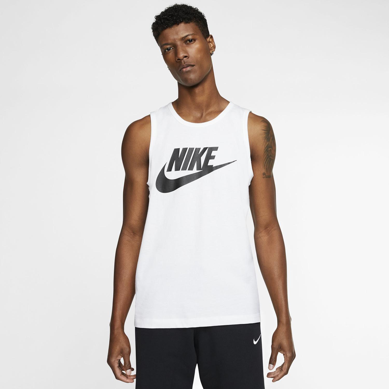 Nike Nike Sportswear Icon Futura Ανδρική Αμάνικη Μπλούζα (9000034690_1540)