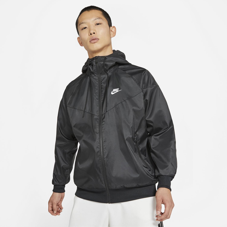 Nike Sportswear Windrunner Ανδρικό Αντιανεμικό Μπουφάν (9000069955_1480)