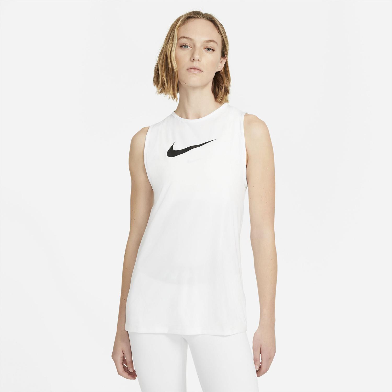 Nike Nike Tank Top Open Back Essential Γυναικείο Αμάνικο T-shirt (9000069921_1540)