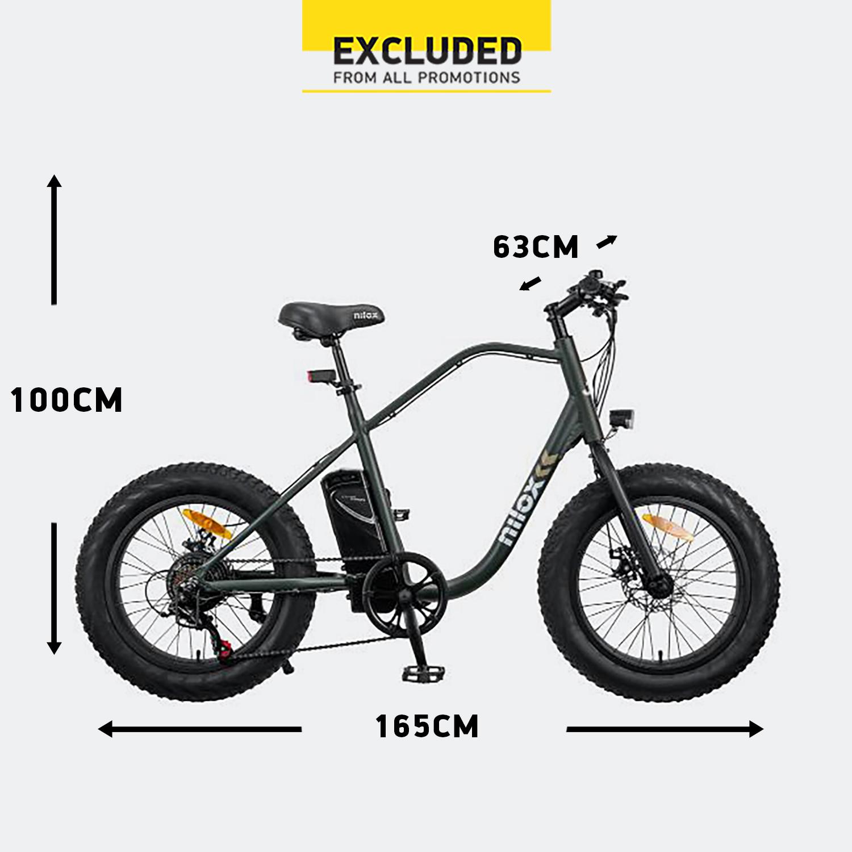 Nilox Doc E-Bike J3 Ηλεκτρικό Ποδήλατο (9000064904_1469)