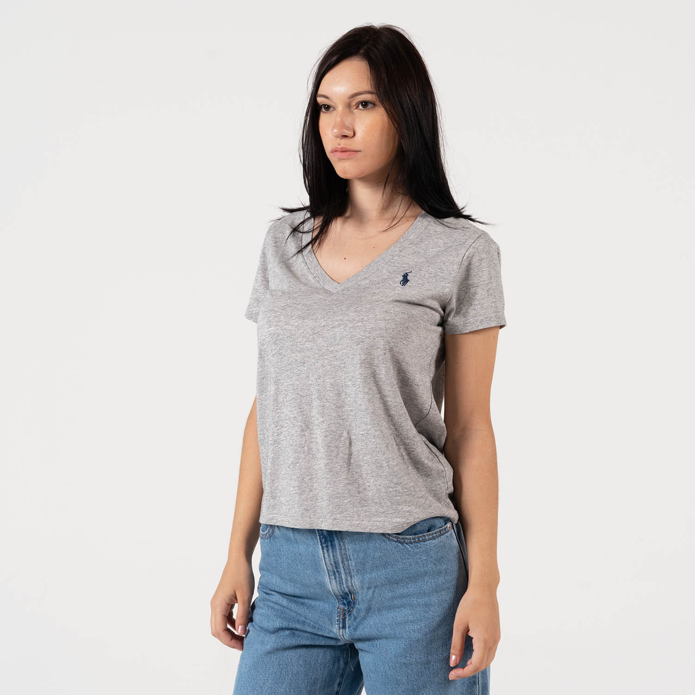 Polo Ralph Lauren Cotton Jersey Crewneck Γυναικεία Μπλούζα (9000064608_49034)