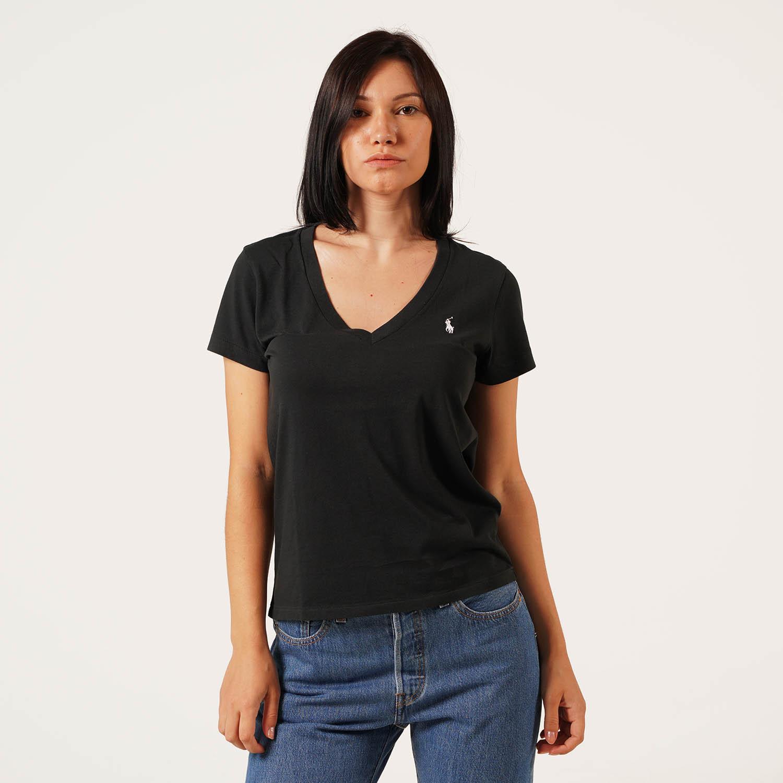 Polo Ralph Lauren Cotton Jersey Crewneck Γυναικεία Μπλούζα (9000064637_42086)