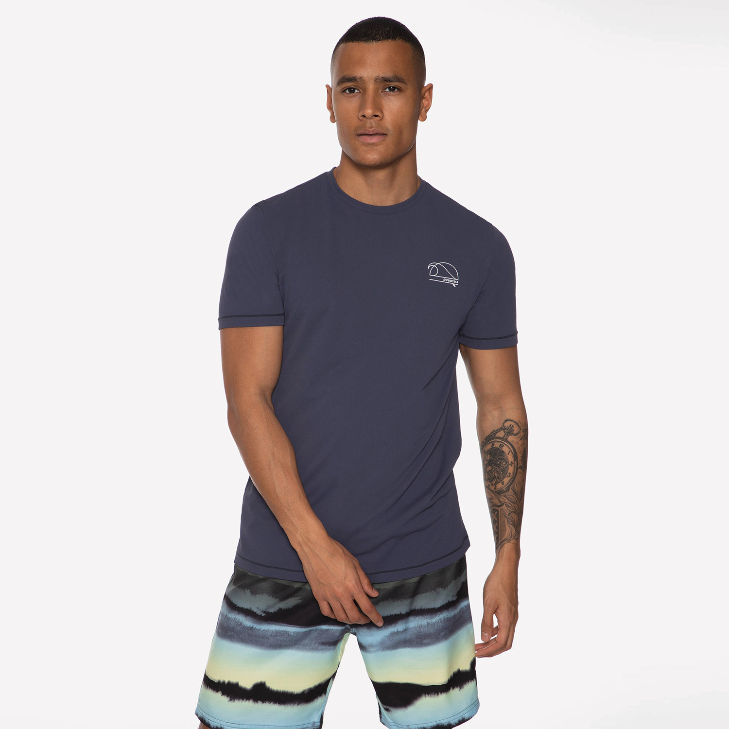 Protest Protest Rapter 21 Surf Ανδρικό T-Shirt (9000082522_1962)