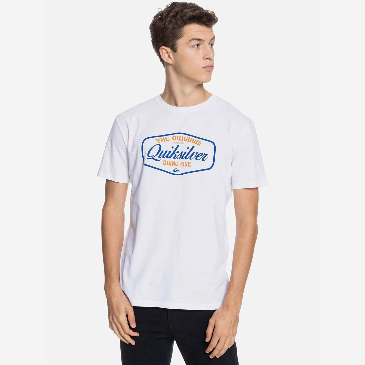 Quiksilver Cut To Now Ανδρικό T-Shirt (9000075663_1539)