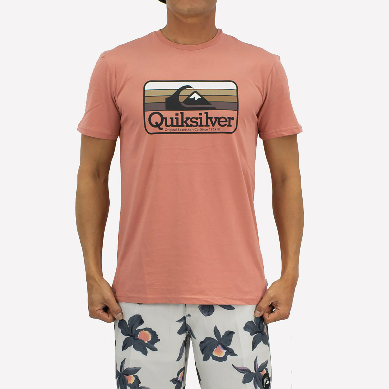 Quiksilver Dreamers Of The Shore Ανδρικό T-Shirt (9000075665_52067)