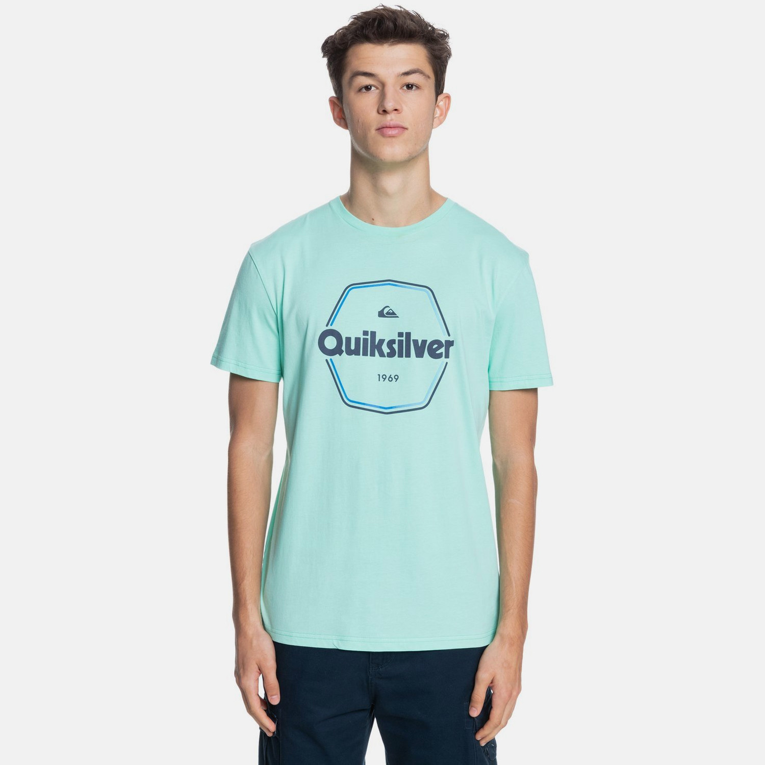 Quiksilver Hard Wired Ανδρικό T-Shirt (9000075649_47966)