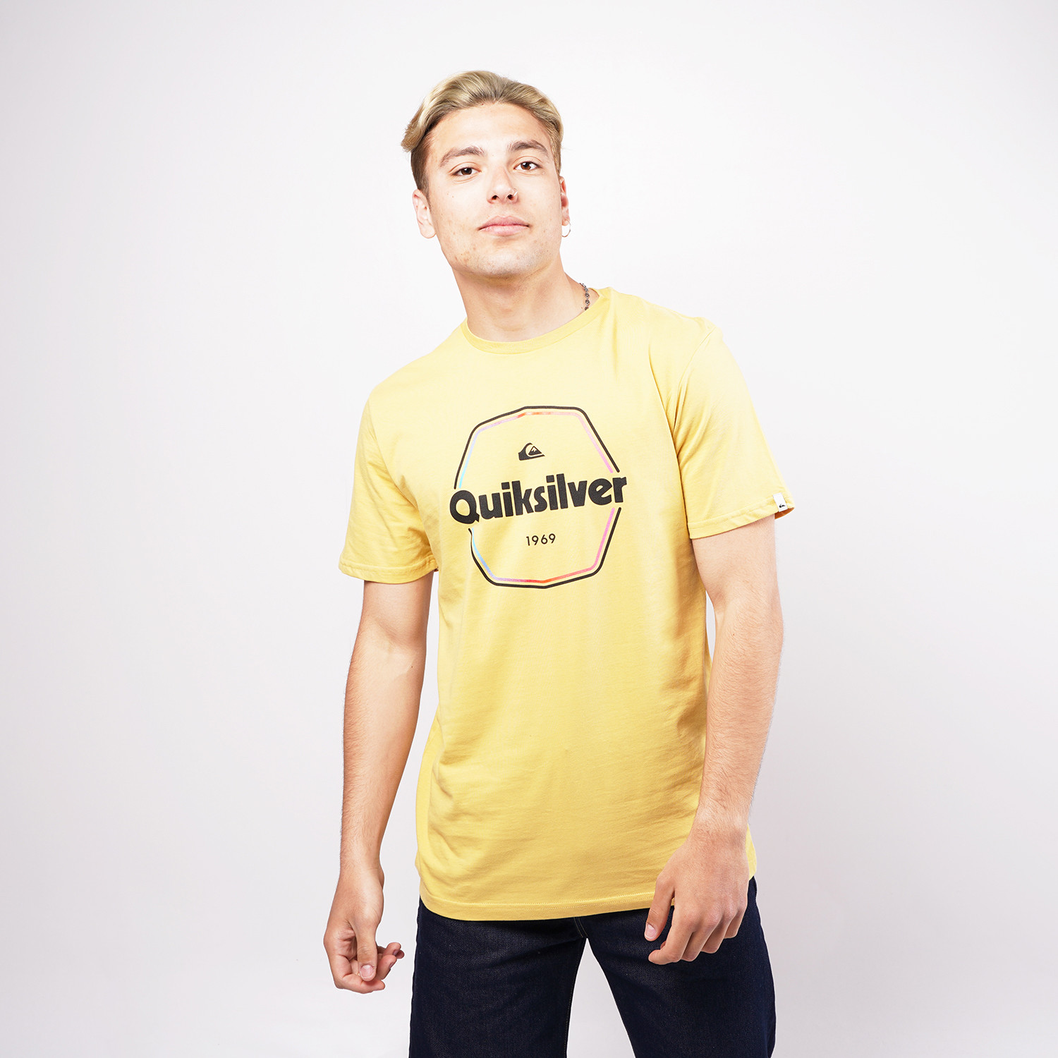 Quiksilver Hard Wired Ανδρικό T-Shirt (9000075651_52065)