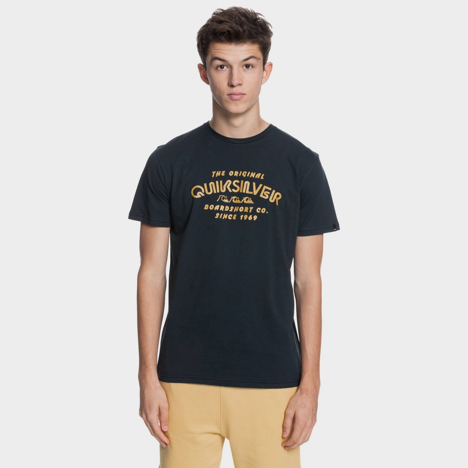 Quiksilver Wider Mile Ανδρικό T-Shirt (9000075653_1469)