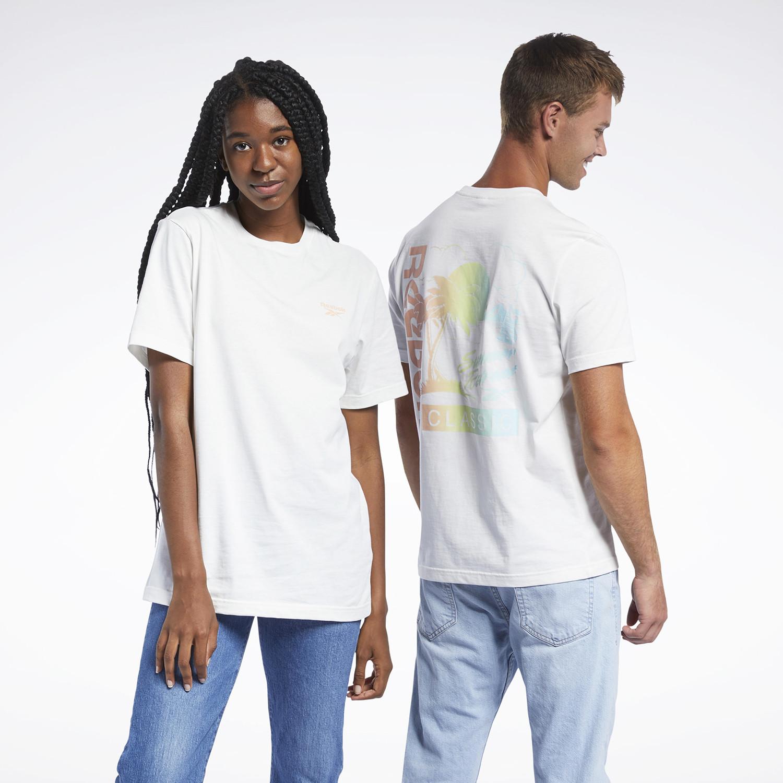 Reebok Classics Reebok Classics Backgraphic Unisex T-shirt (9000069260_1721)