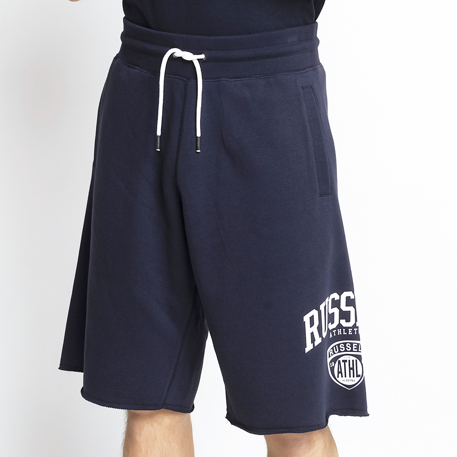 Russell Athletic Russell Athl-Collegiate Raw Edge Ανδρικό Σορτς (9000076015_26912)