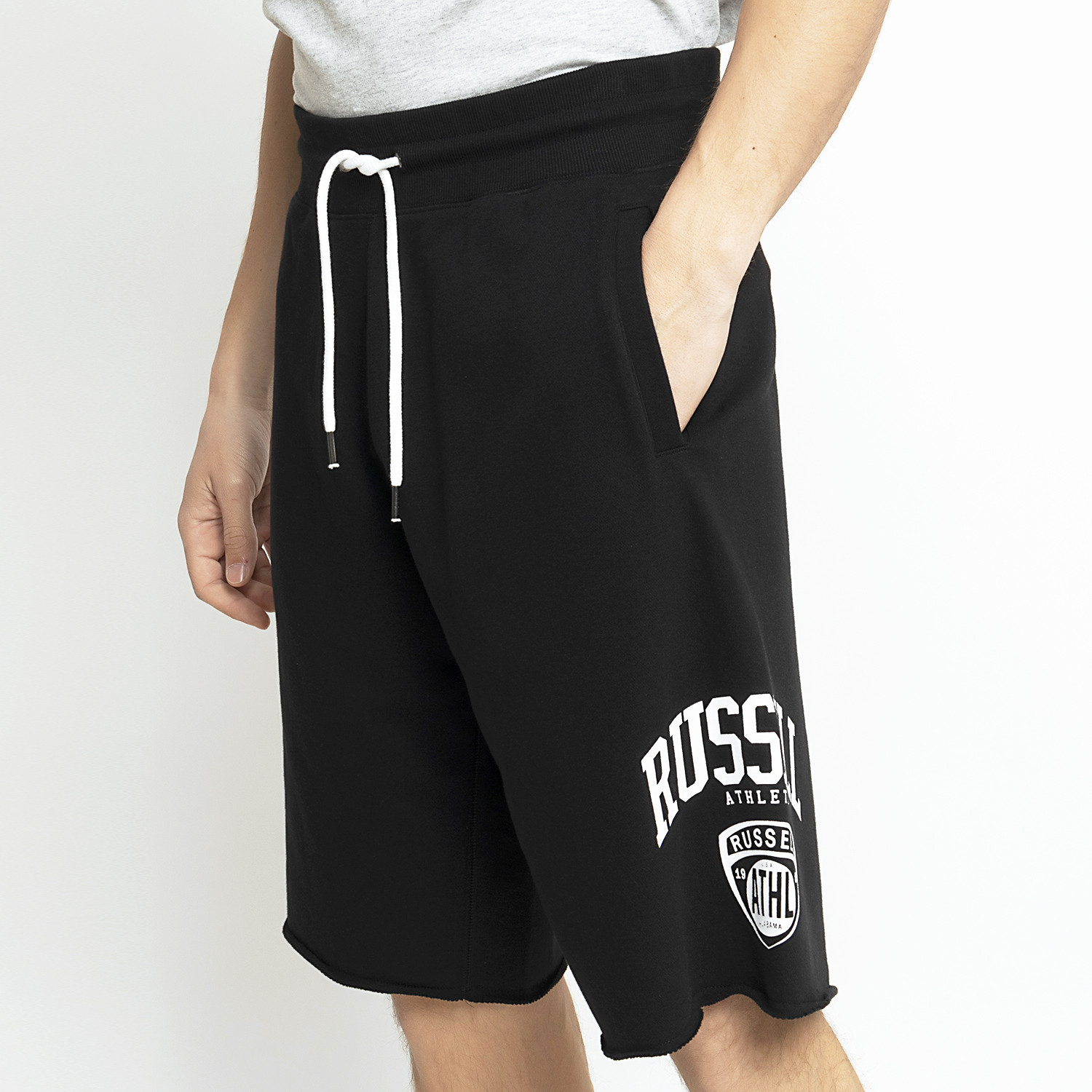 Russell Athletic Russell Athl-Collegiate Raw Edge Ανδρικό Σορτς (9000076017_001)