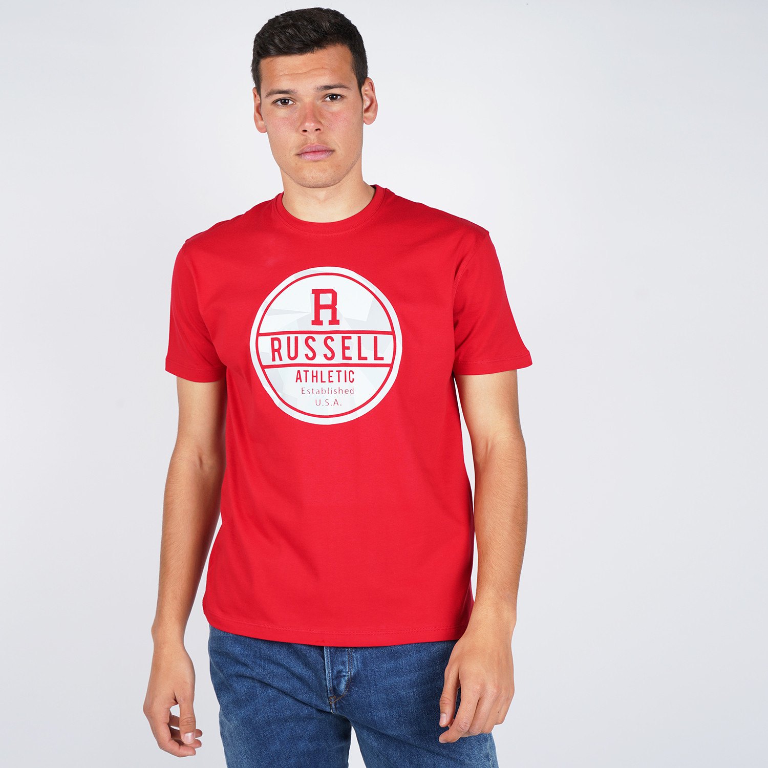 Russell Athletic Russell Athletic Crewneck Men's T-Shirt (9000051627_33667)