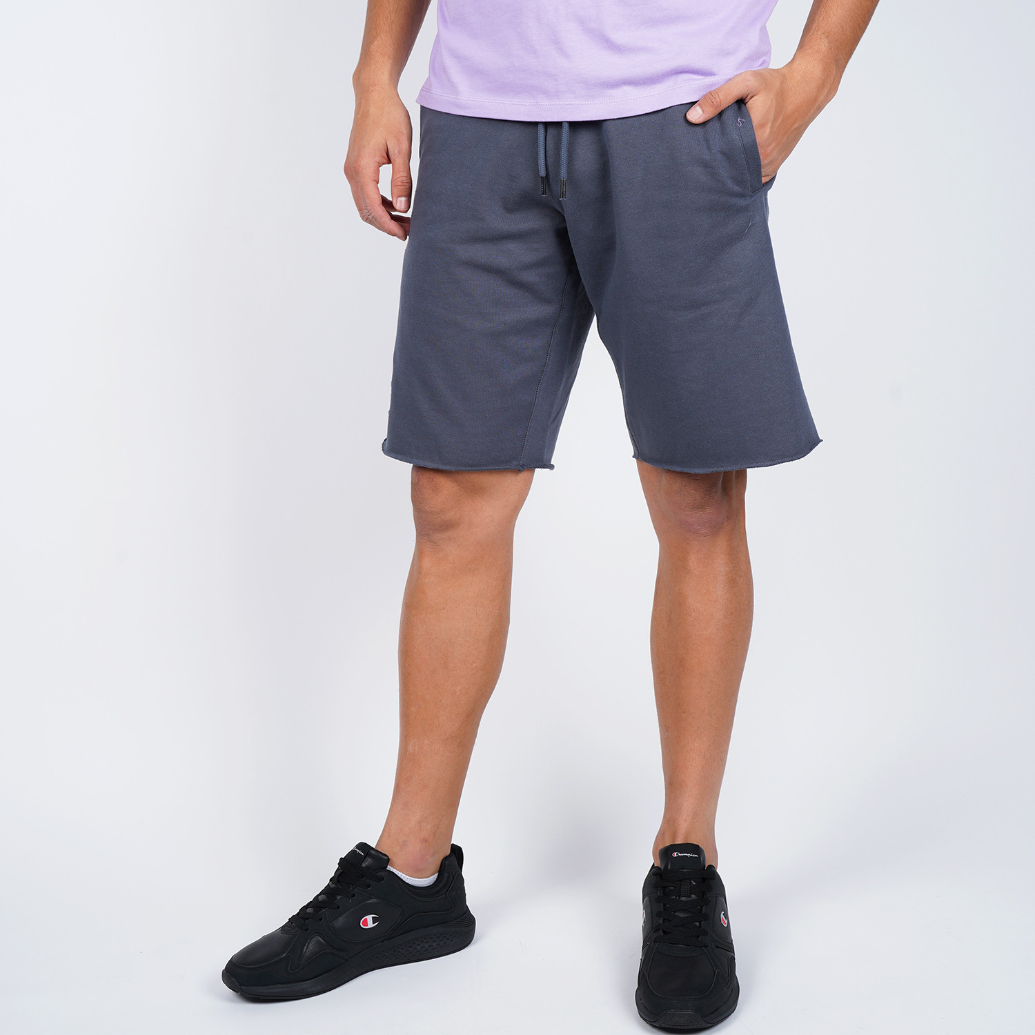 Russell Athletic Logo Embossed Men's Shorts (9000051654_6169)