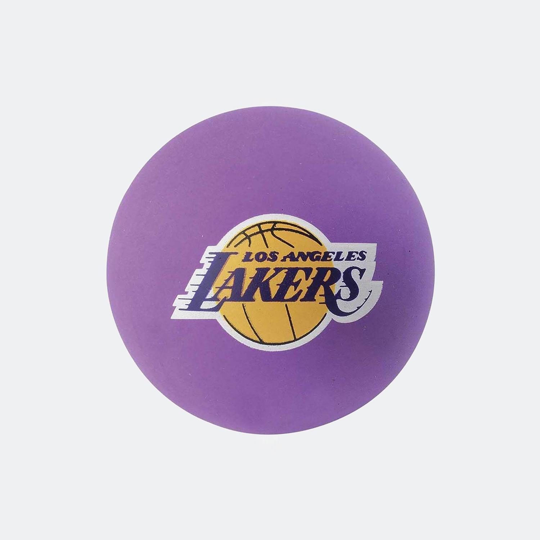 Spalding Spalding Bounce Spaldeen Ball Los Angeles Lakers Μπαλάκι (9000021378_3149)