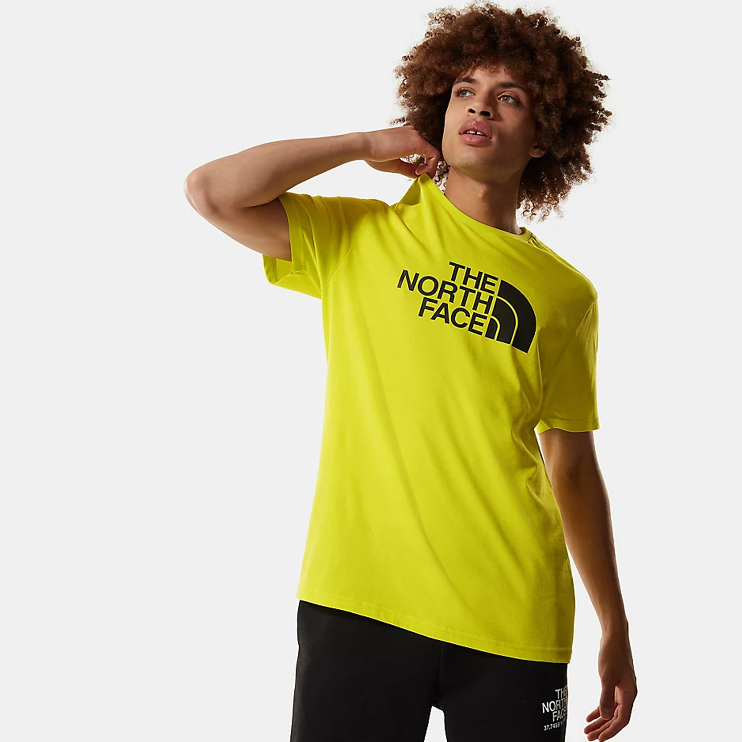 THE NORTH FACE Easy Ανδρικό T-Shirt (9000073473_51515)