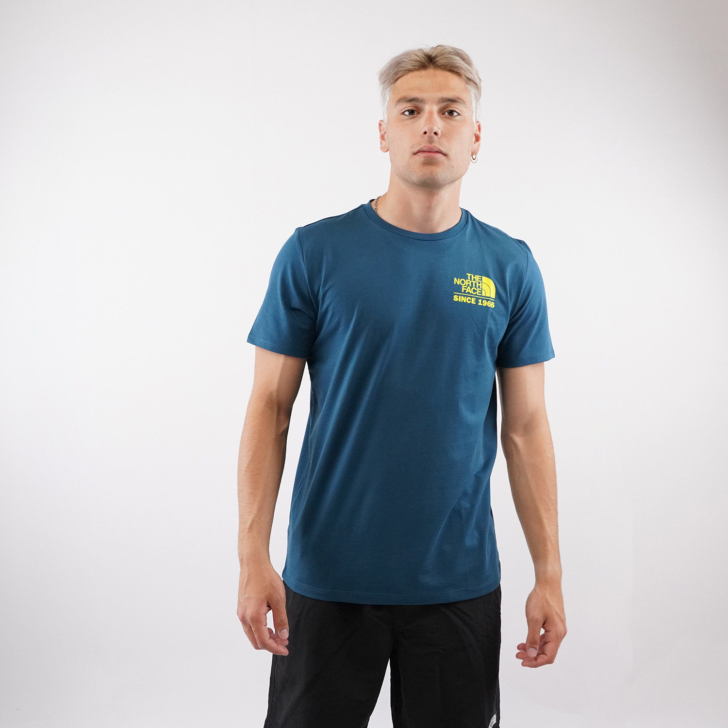 THE NORTH FACE Foundation Ανδρικό T-Shirt (9000073478_51528)